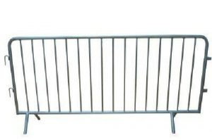 Security and Pedestrian Barriers for Hire